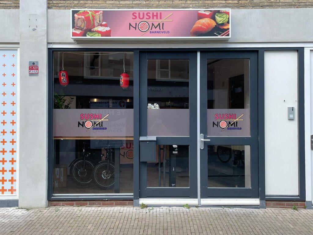 Sushi Nomi